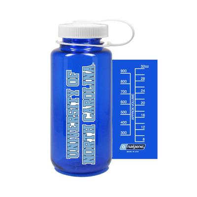 UNC Nalgene University Big Mouth Water Bottle