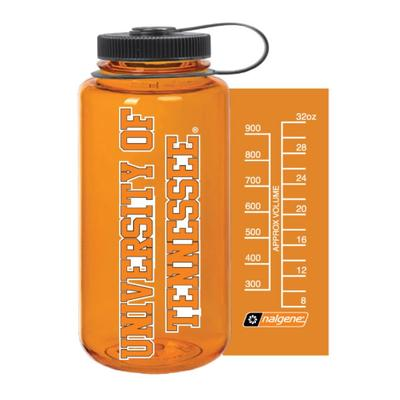 Tennessee Nalgene University Big Mouth Water Bottle