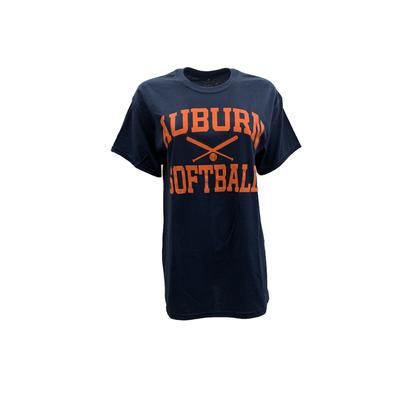 Auburn Softball Tee Shirt