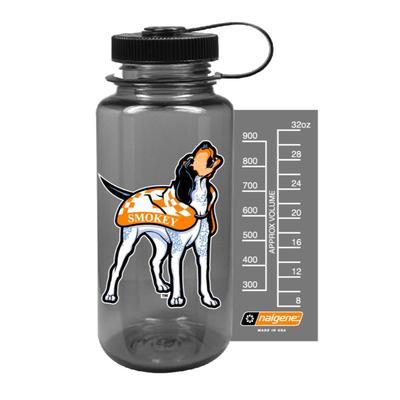 Tennessee Nalgene Mascot Big Mouth Water Bottle