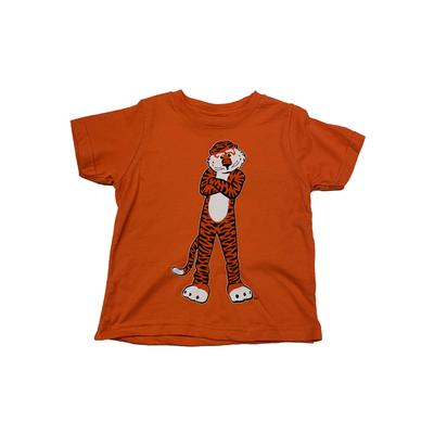 Aubie Mascot Toddler Tee Shirt