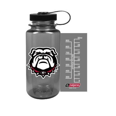 Georgia Nalgene Mascot Big Mouth Water Bottle