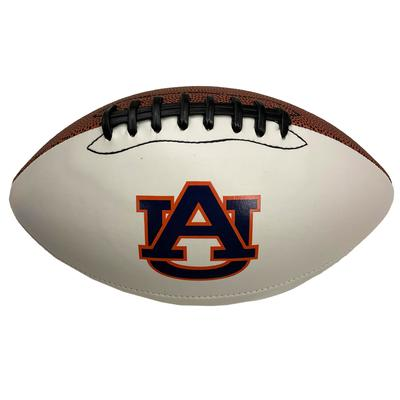 Auburn Tigers Autograph Football