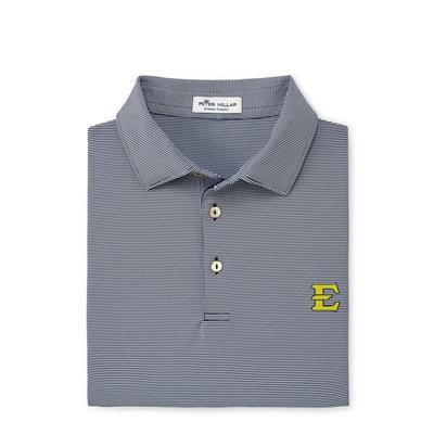 ETSU Peter Millar Jubilee Stripe Jersey Polo
