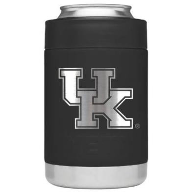 Kentucky YETI 12 Oz. Black Colster