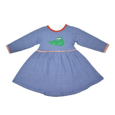 Florida Toddler Girls Long Sleeve Dress
