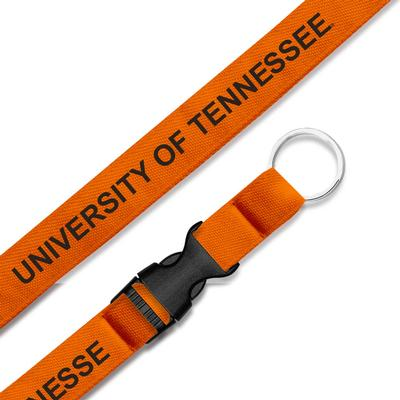 Tennessee Jardine Collection 3/4 Woven Lanyard