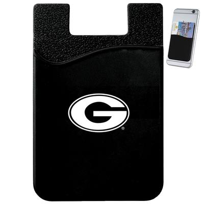 Georgia Slim Silicone Card Wallet