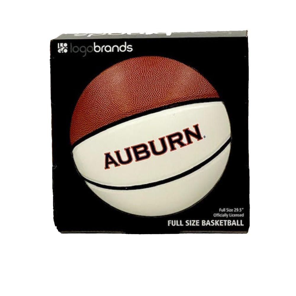 Auburn Autographed Basketball