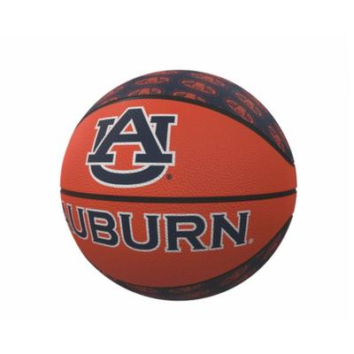 Auburn Navy & Orange Mini Basketball