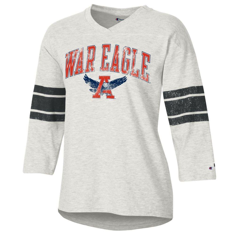 Auburn Arch Rochester Football War Eagle Tee