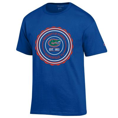 Florida Gators Circle Logo 2 For $28 Tee