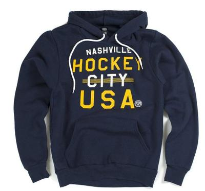 Nashville Project 615 Hockey City USA Hoody