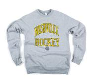 Nashville Hockey Project 615 Crew Sweatshirt