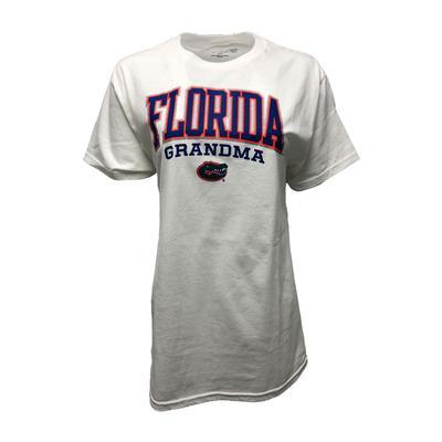 Florida Grandma Arch 2 for $28 Tee WHITE