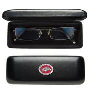 Arkansas Heritage Pewter Glasses Case