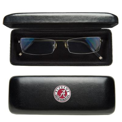 Alabama Heritage Pewter Glasses Case