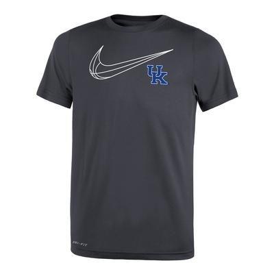 Kentucky Nike Youth Basketball Legend S/S Tee