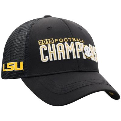 LSU 2019 SEC Football Conference Champions Hat