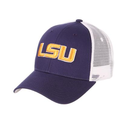 LSU Zephyr Big Rig Tucker Hat