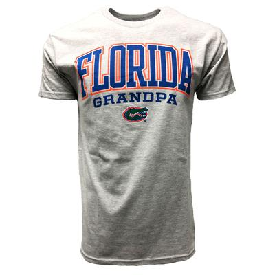 Florida Grandpa Arch With Logo 2 for $28 Tee