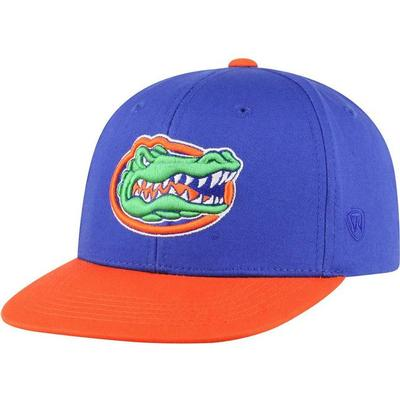 Florida Top of the World Ridge Flat Brim Hat