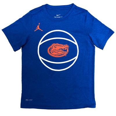 Florida Boys Jordan Brand Dri-Fit Legend Basketball Tee