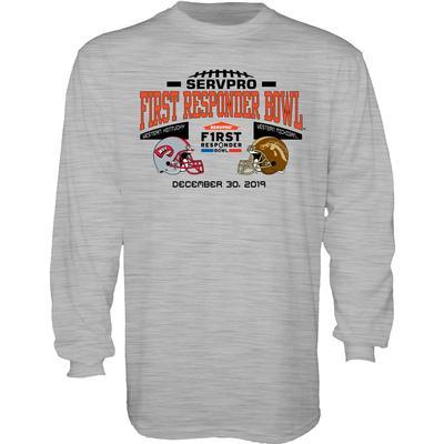 2020 Western Kentucky vs Western Michigan SERVPRO First Responders Bowl Tee Shirt