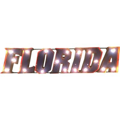 Florida Lighted Sign
