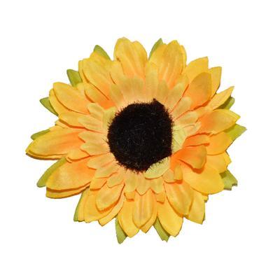 Florida Sunflower Hair Clip