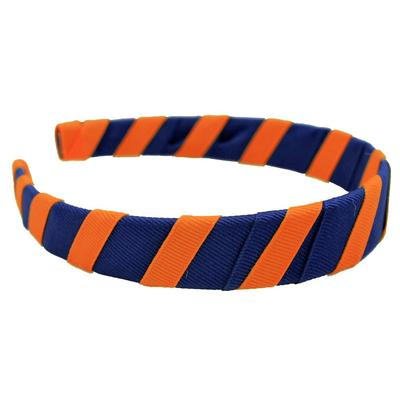Florida Orange and Blue Headband