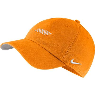 Tennessee Nike H86 Checker State Adjustable Cap