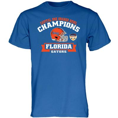 Florida Gators 2019 Orange Bowl Champions Short Sleeve Tee