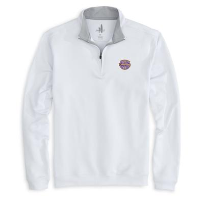 LSU National Champions Johnnie-O Diaz 1/4 Zip Pullover