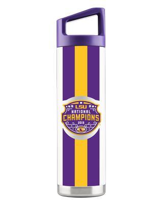 LSU 2019 National Champions 22oz GTL Bottle