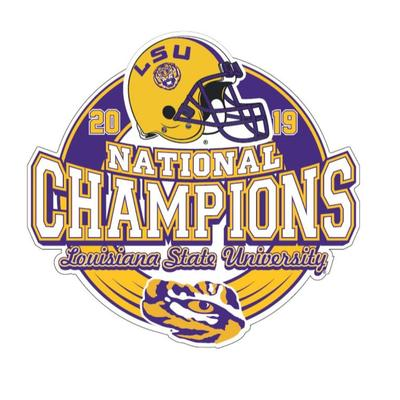 LSU 2019 National Champions 4