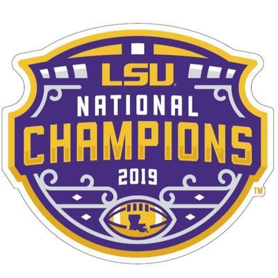 LSU 2019 National Champions 3
