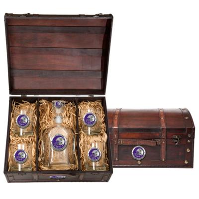 LSU 2019 National Champions Decanter Chest