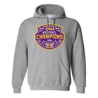 LSU National Champions Hoody