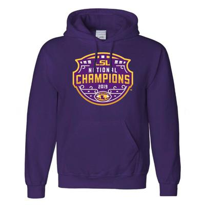 LSU National Champions Hoody