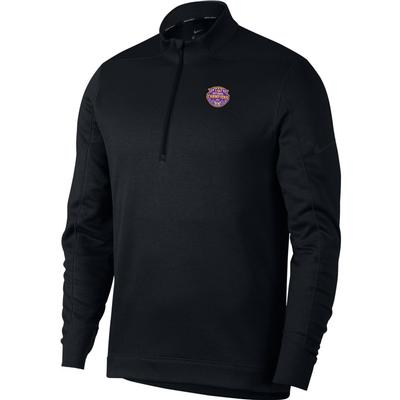 LSU National Championship Nike Therma Repel 1/2 Zip Pullover