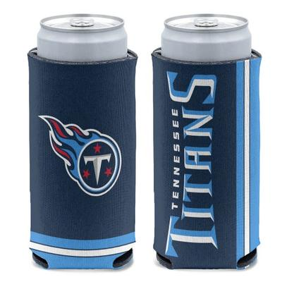 Tennessee Titans 12oz Slim Can Cooler