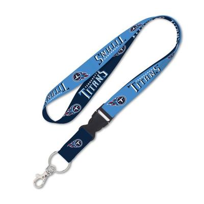 Tennessee Titans Lanyard with Detachable Buckle