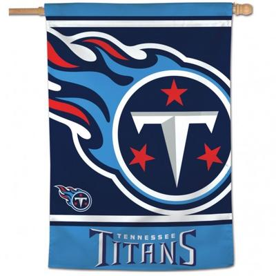 Tennessee Titans Vertical Flag (28