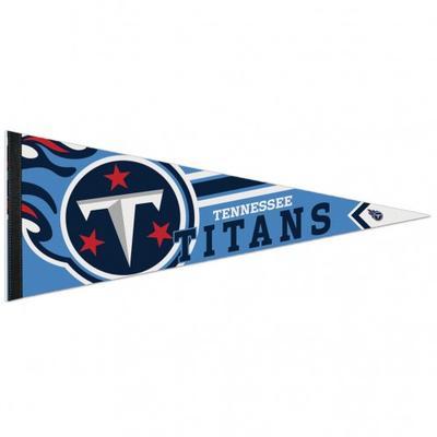 Tennessee Titans Premium Pennant (12