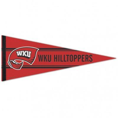 Western Kentucky Hilltoppers Premium Pennant (12