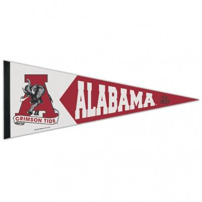 Alabama Vault Logo Premium Pennant (12