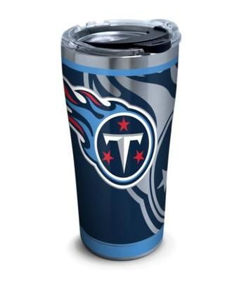 Tennessee Titans Tervis Stainless Steel 20oz Tumbler
