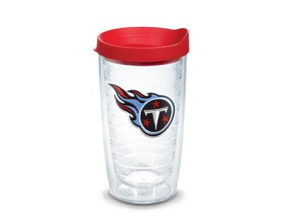 Tennessee Titans Tervis 16oz Tumbler with Lid