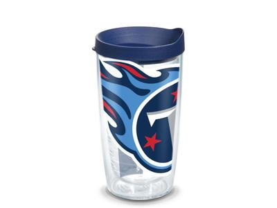 Tennessee Titans Tervis Colossal 16oz Tumbler with Lid